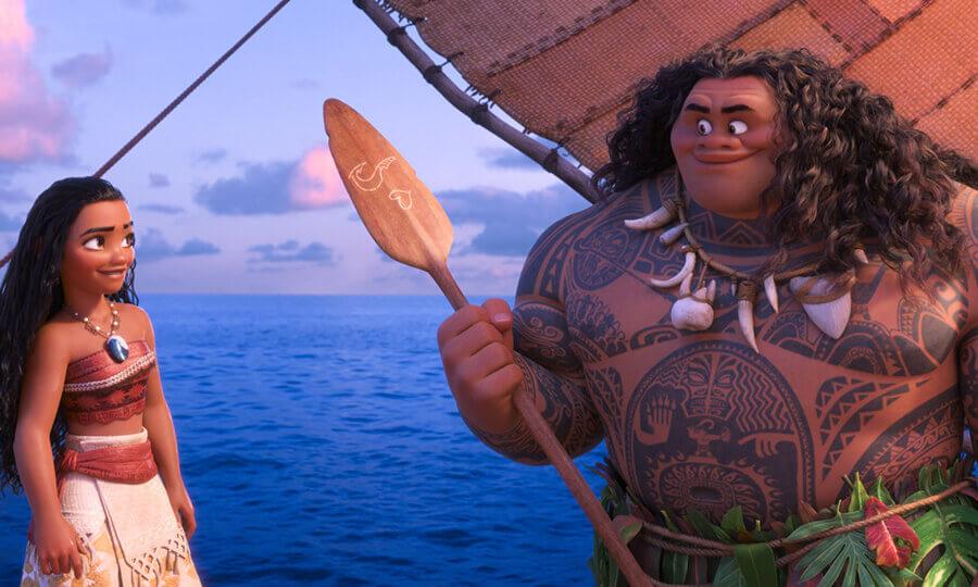 モアナと伝説の海 感想